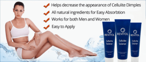 Revitol Cellulite Cream Modelling Image