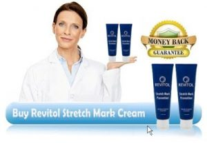 Revitol Stretch Mark Removal Cream Button Image