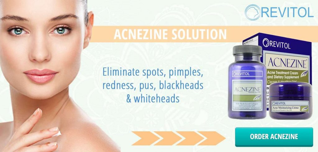 The Causes Of Acne Reversed Revitol Acnezine Acne Cure By Revitol