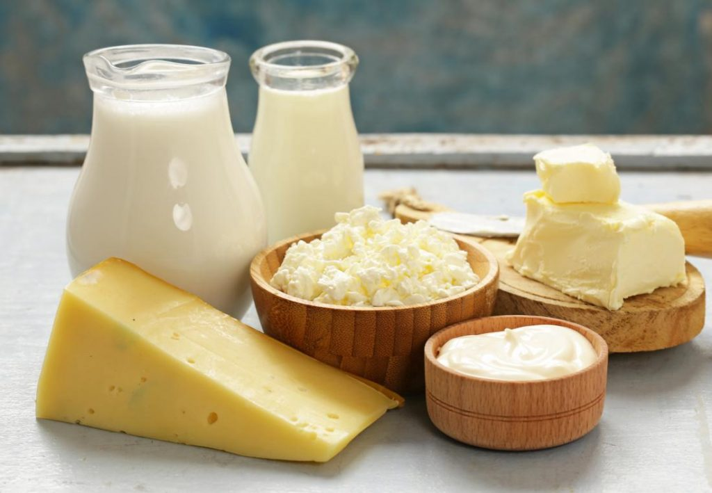 Cream and Butter and Ketosis
